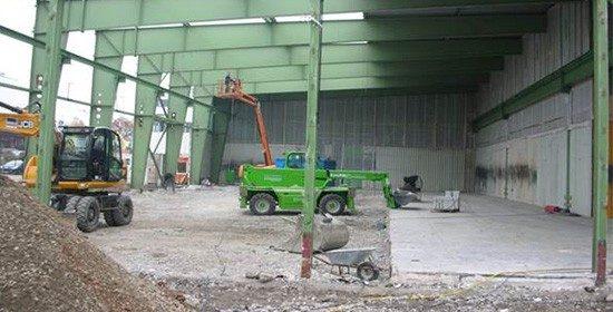 10-069 Umbau und Neubau Fa Spaeter Bitigheim-Bissingen 2011-2012