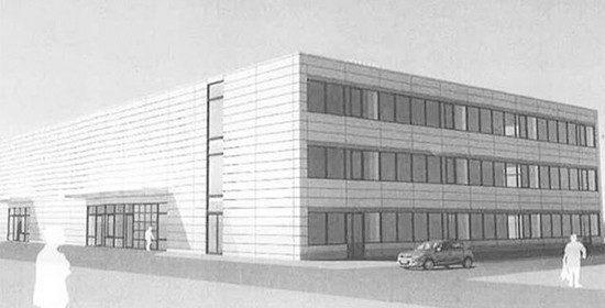 15-003 Neubau Motorenprüfstandsgebäude Si 507 Schwieberdingen 2012