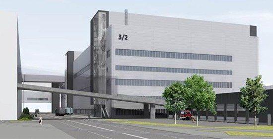 15-031 DAG W050 Rohbaugebäude Bau 3 Sindelfingen 2017-2018