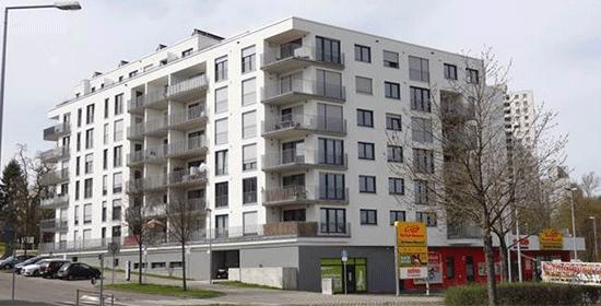 Neubau-Gebäude-mit-74-Mietwohnungen,-SB-Markt-und-Tiefgarage-Stuttgart-Vaihingen-2011-2012